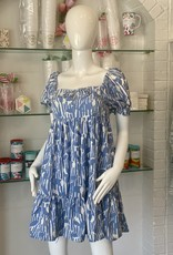 Ocean Blues Dress