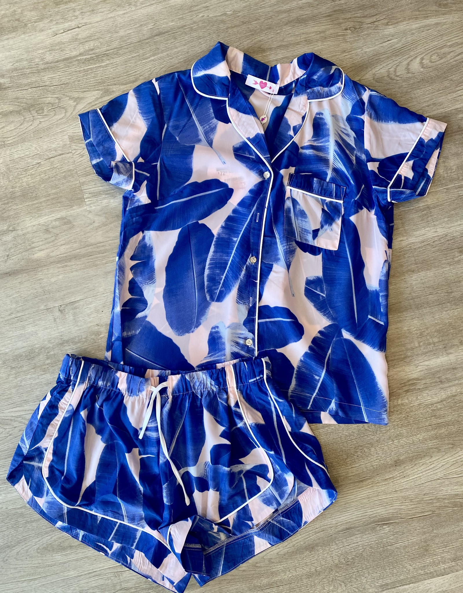 Buddy Love Aurora Havana Pajama Set