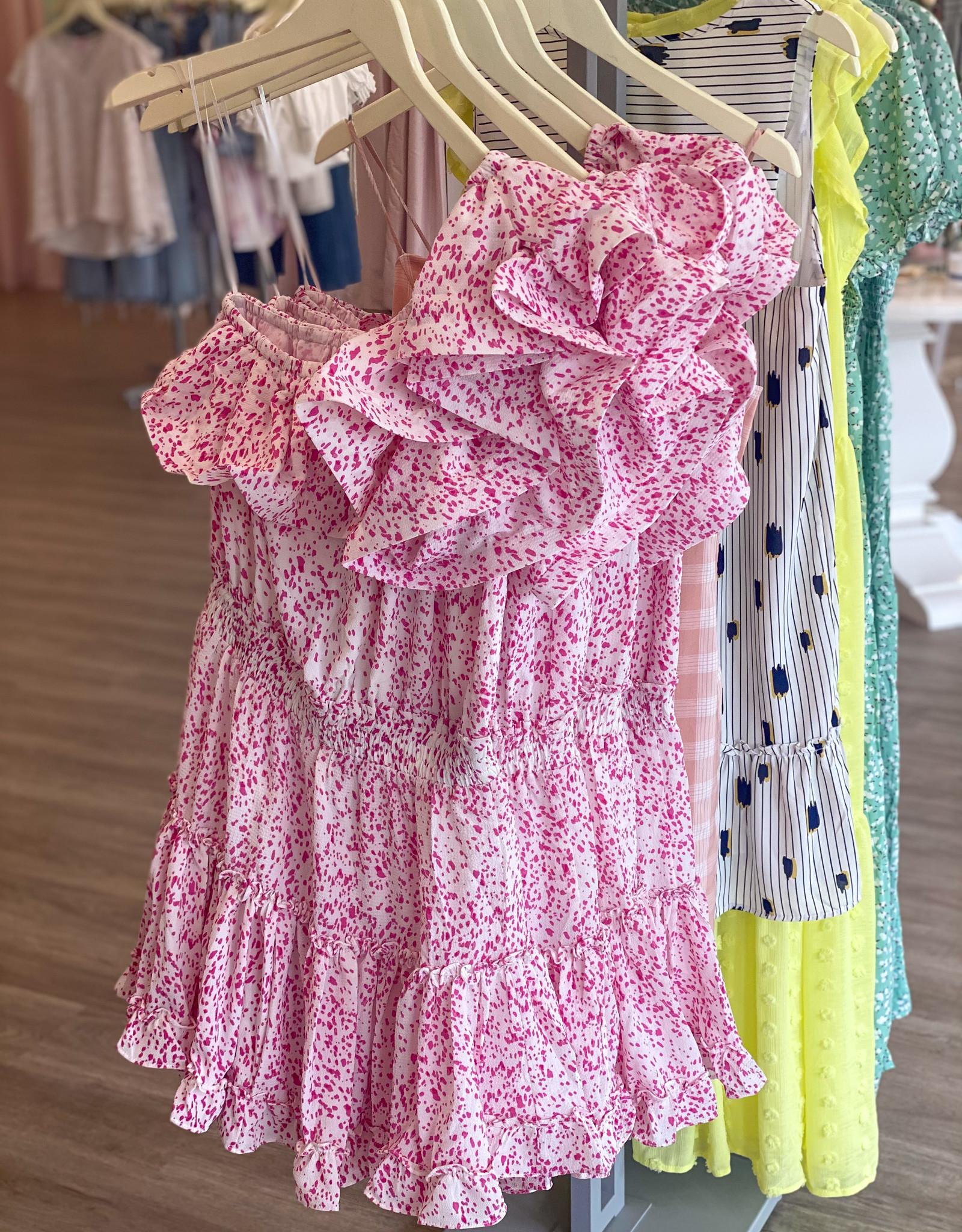 Buddy Love Sofia Primrose Dress
