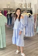 Story To Tell Midi Dress