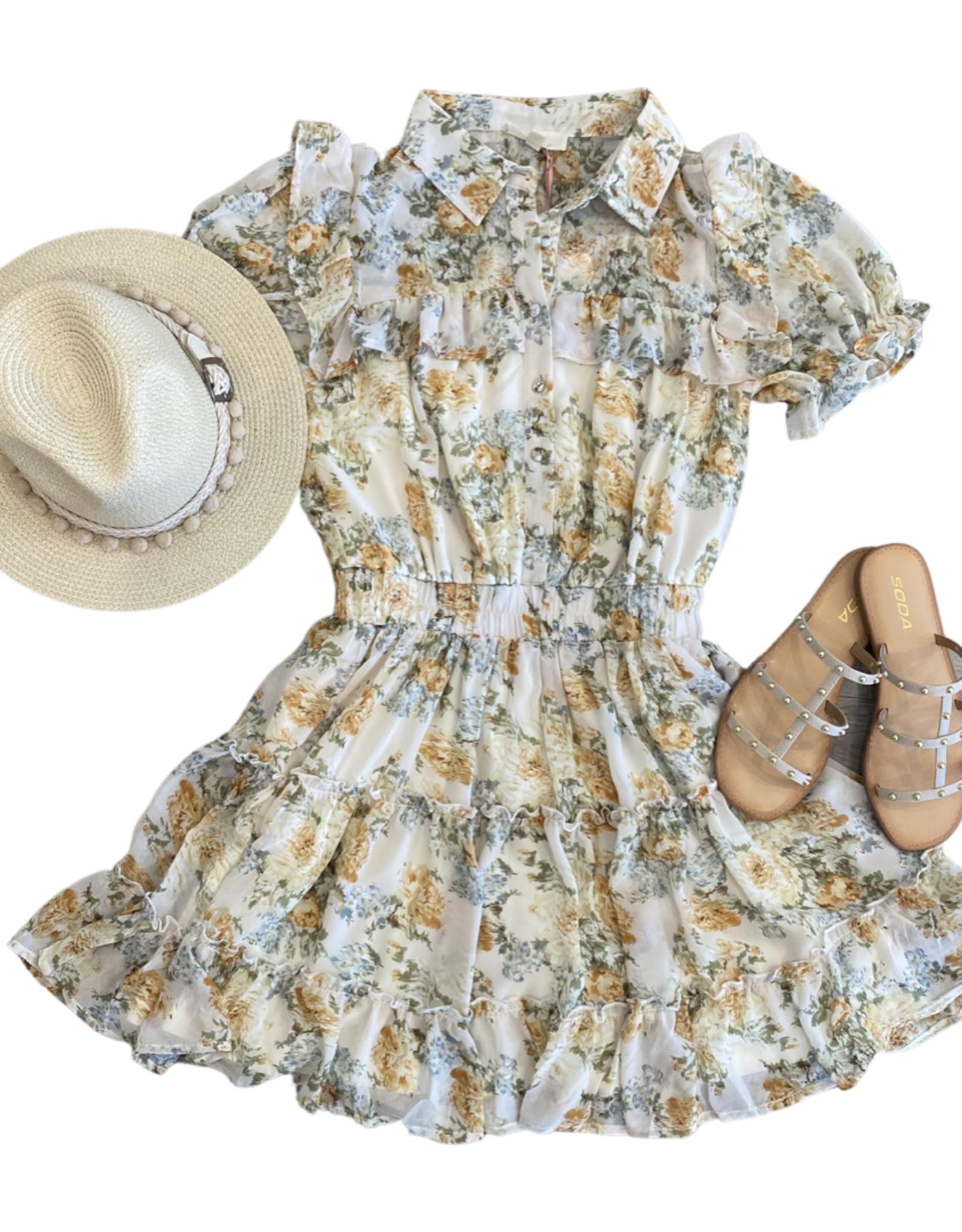 Wanderlust Dress