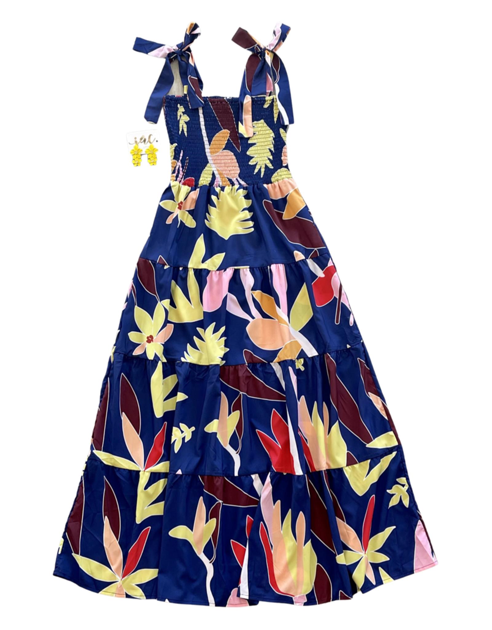 Treat Me Right Midi Dress