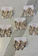 Coco Designs Butterfly Earrings
