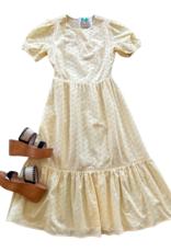 Sunset Soiree Midi Dress