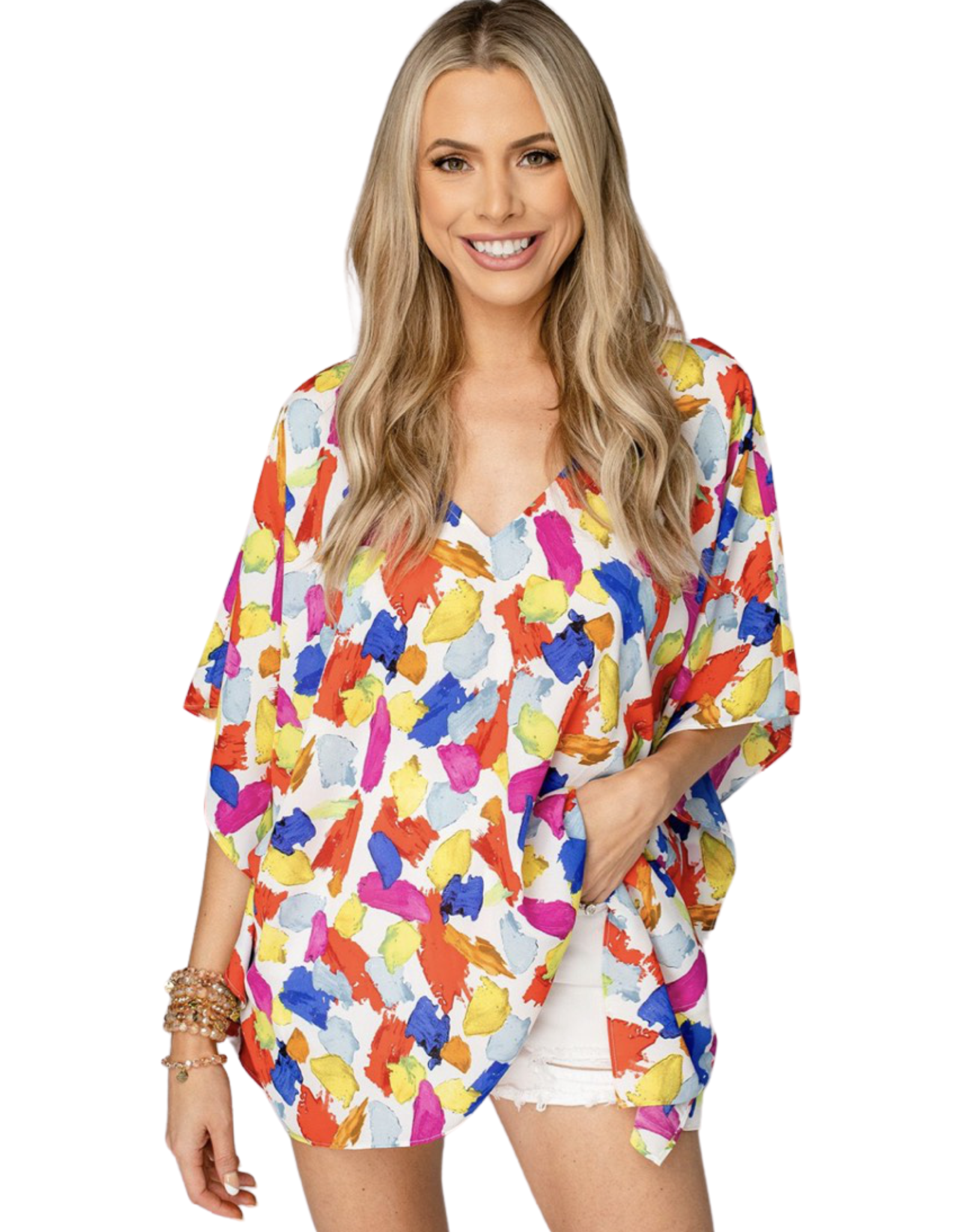 Buddy Love North Shapes Away Top