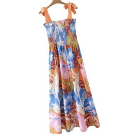 sundayup Tropical Times Dress