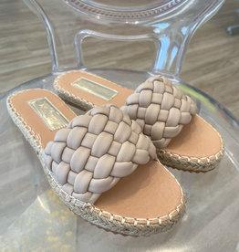 Ccocci Exam Sandal Taupe