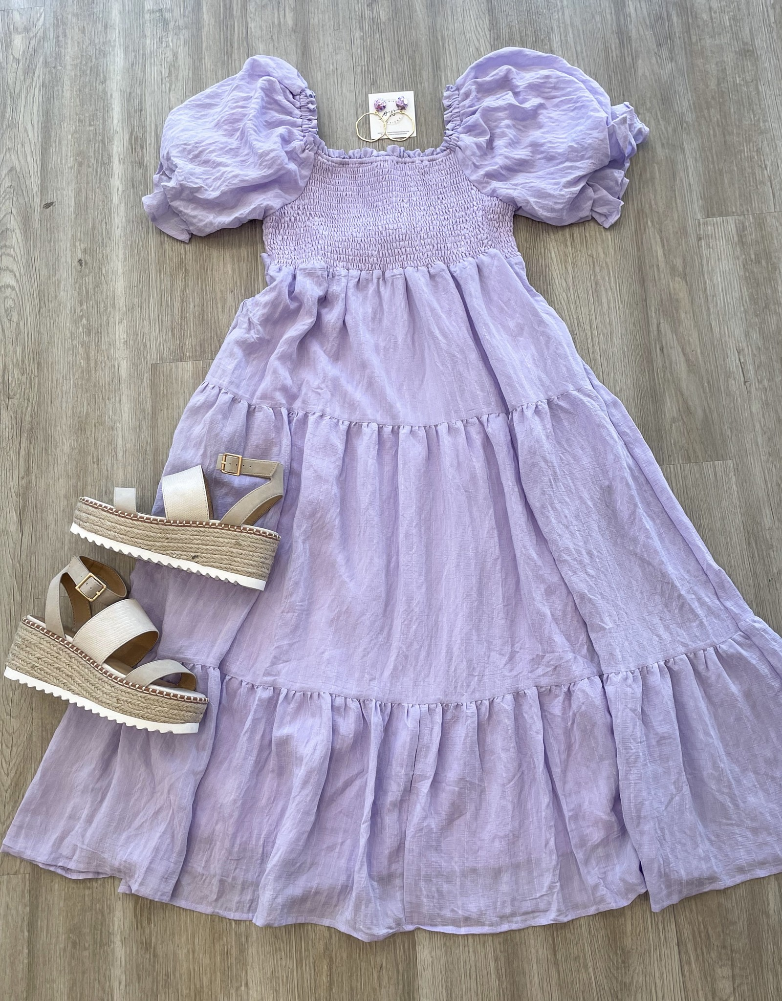 &merci Lavender Dreams Dress