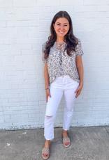 Jena White Jeans