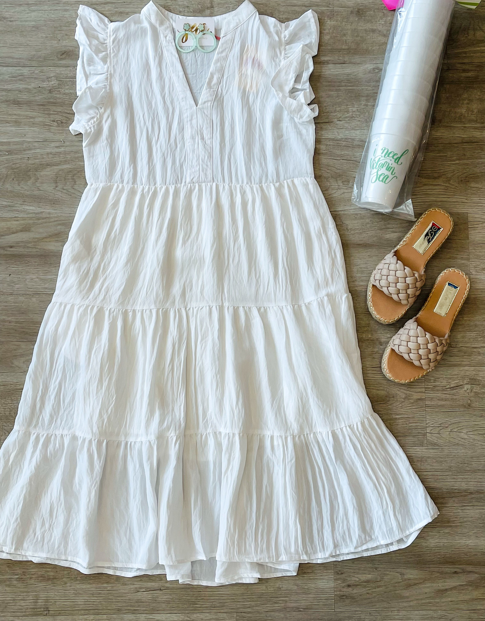 Beach Day Dress