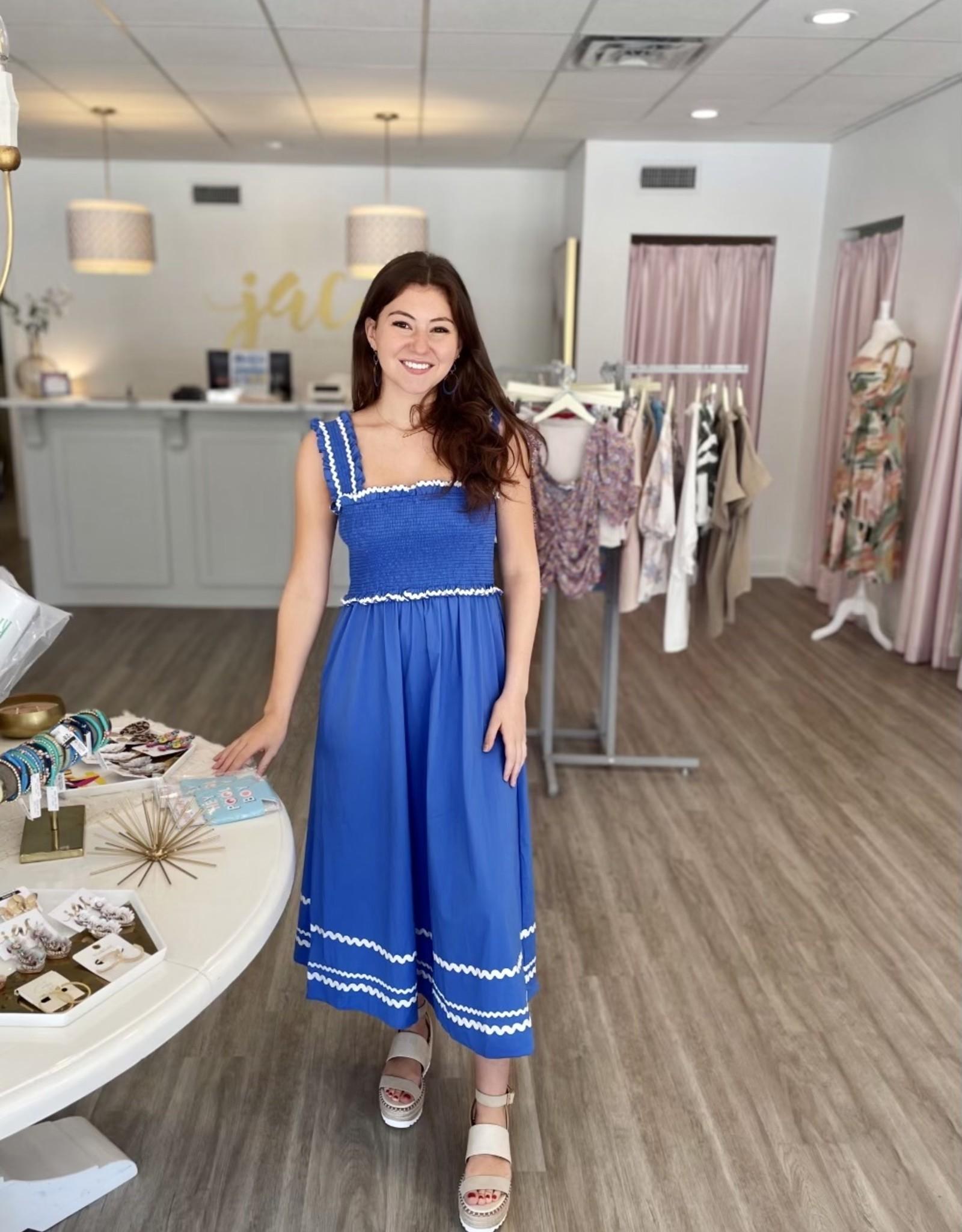 Kappa Midi Dress