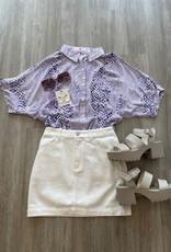 english factory Cloud Nine Skirt