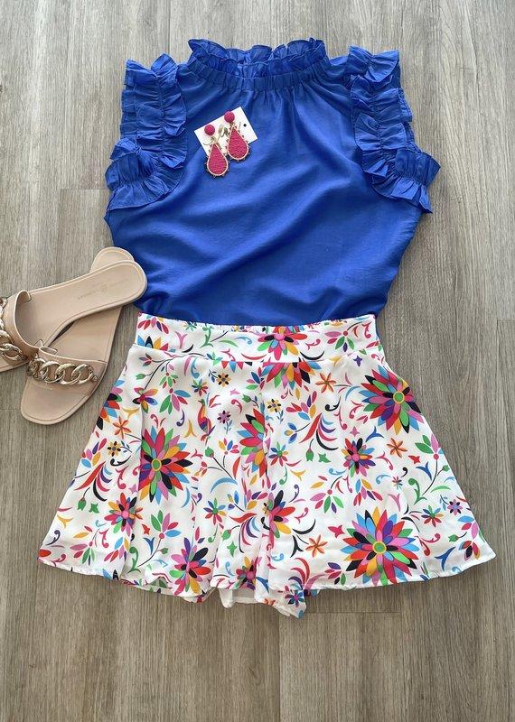 Fiesta Shorts