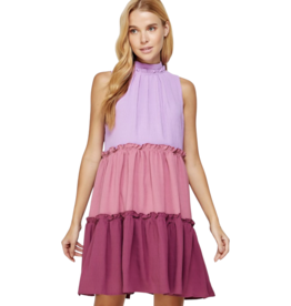 strut & bolt Pretty In Plum Dress