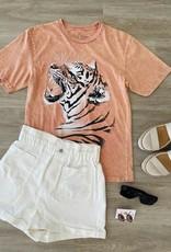 lotus fashion Hear Me Roar T-Shirt