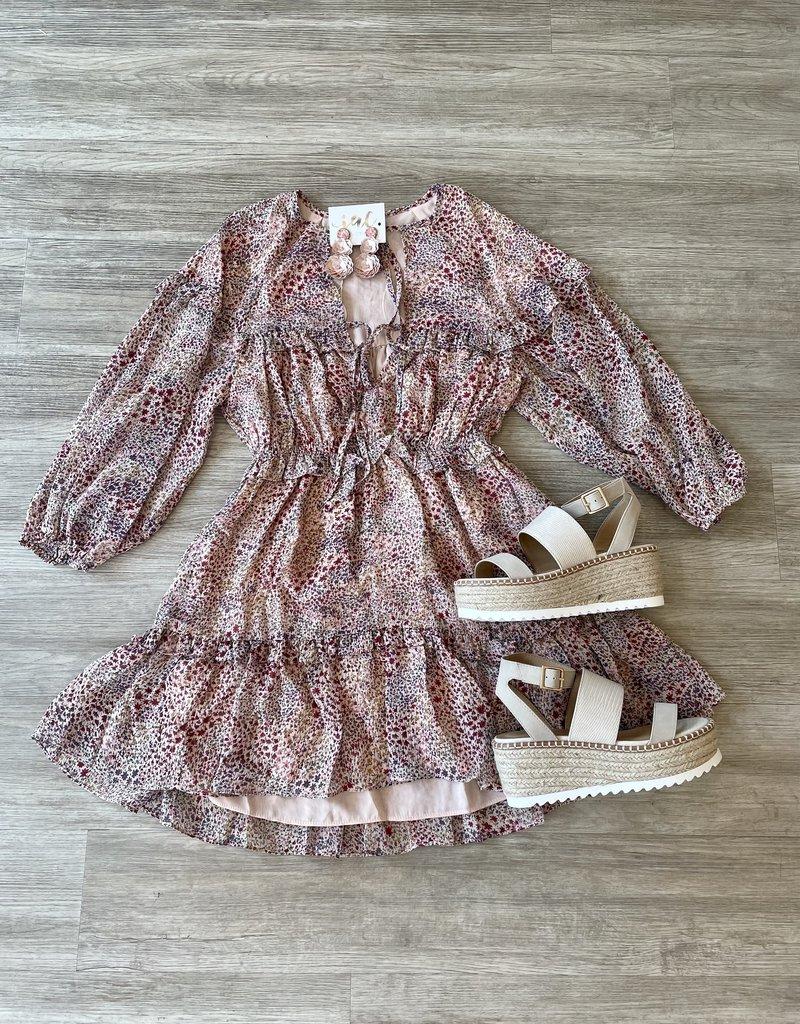 Buddy Love Lily Autumn Dress