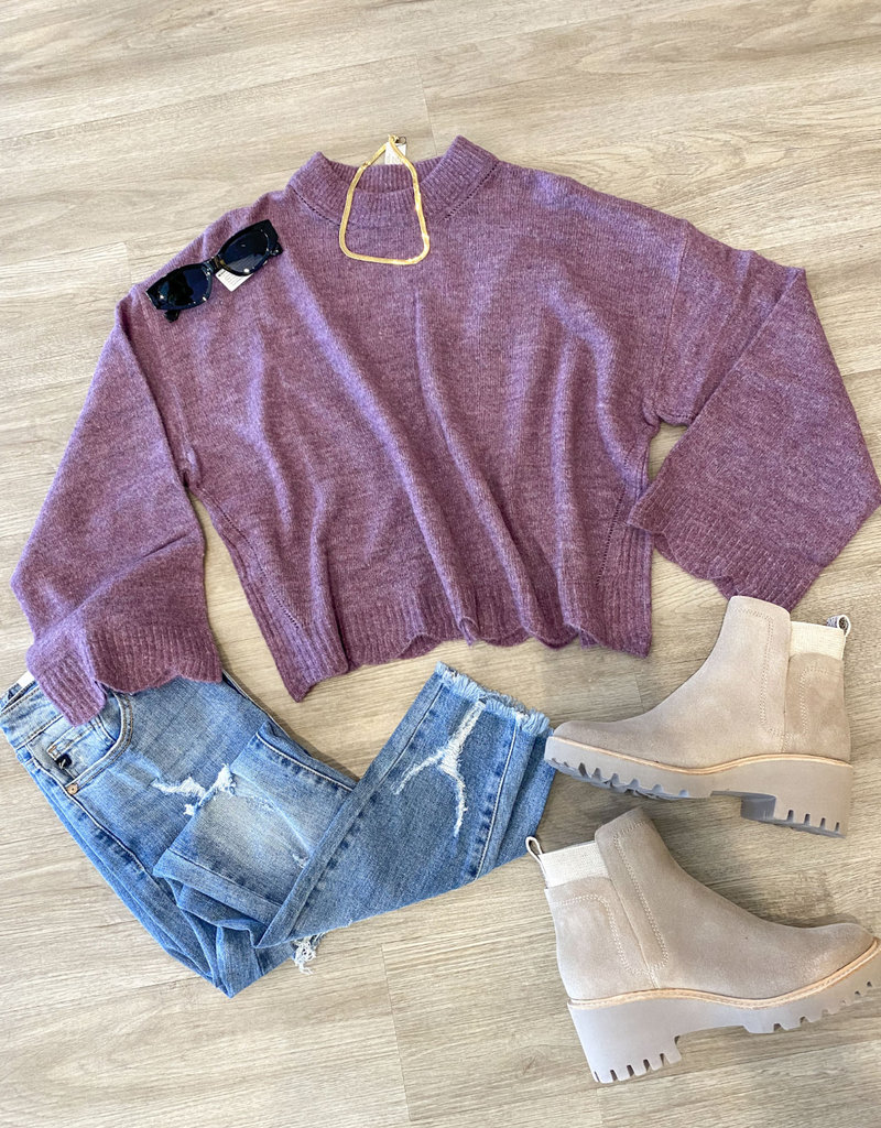 Pure Bliss Sweater