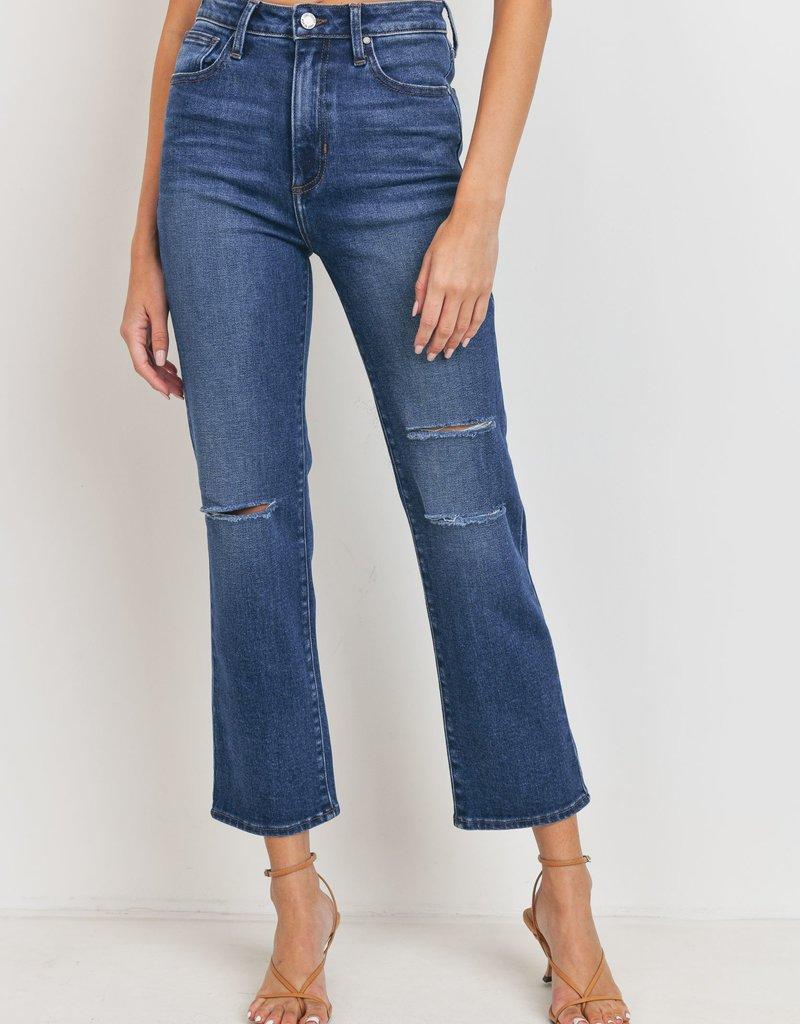 Just Black James Straight Jeans