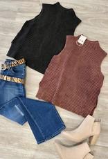 Emerson Sweater Chestnut