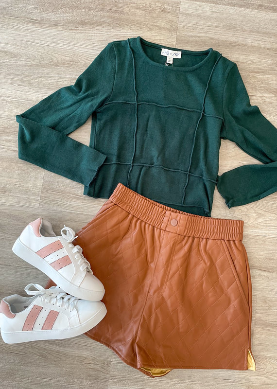 Toffee Shorts
