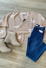 Butterfly Sweater