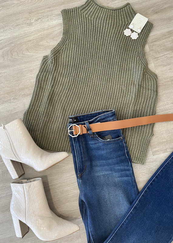 Emerson Sweater Olive