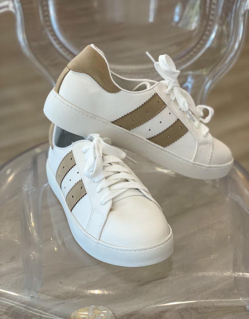 Iris Sneaker Taupe