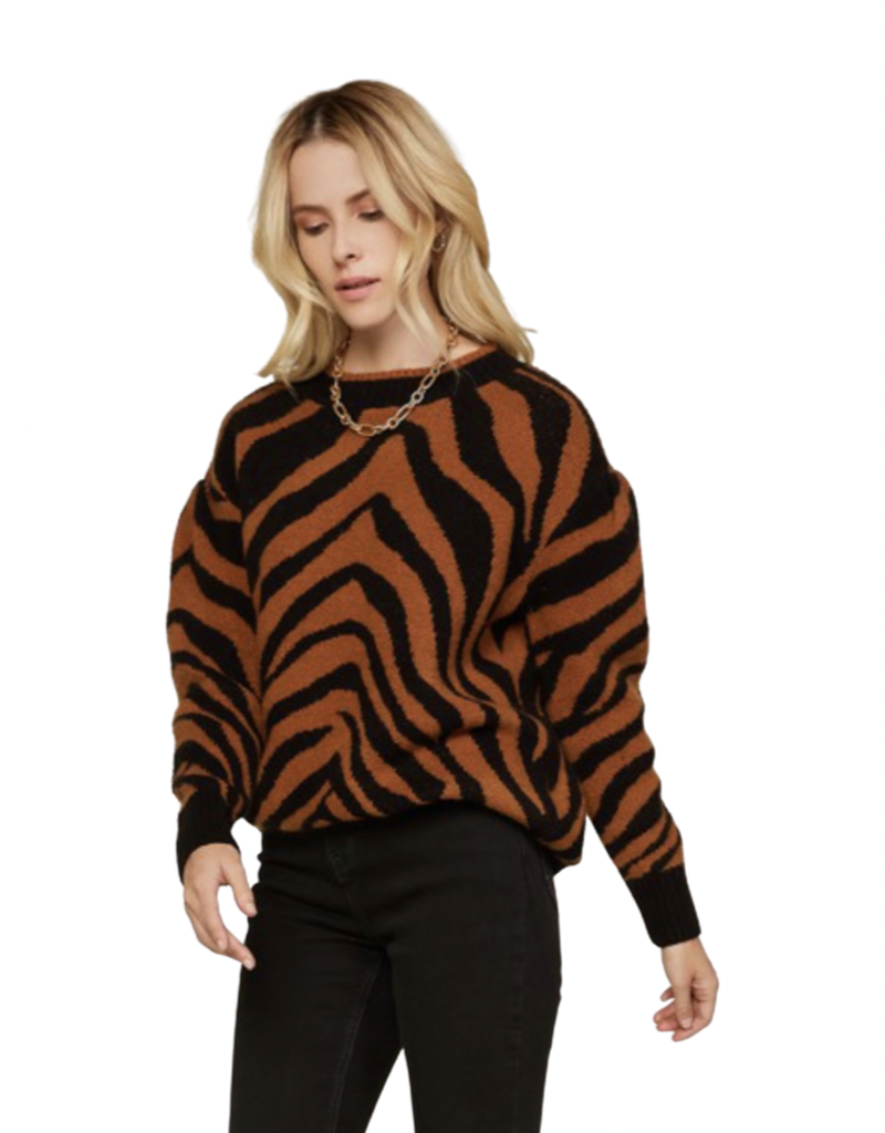 Most Wanted Sweater