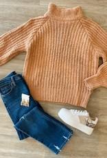Mia Sweater Camel