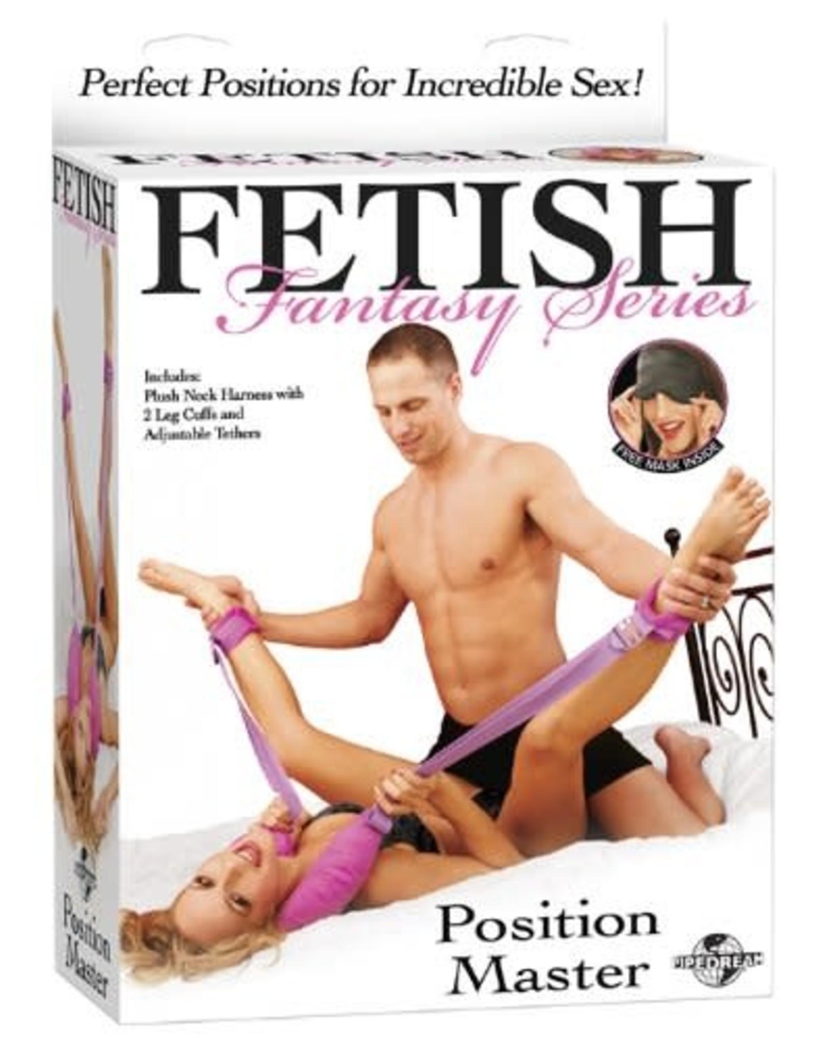 FETISH FANTASY FETISH FANTASY - POSITION MASTER SET