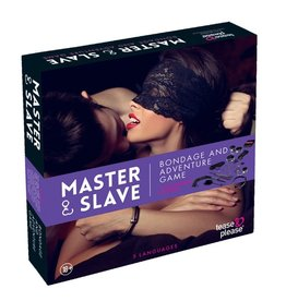 BDSM MASTER & SLAVE PREMIUM KIT - BONDAGE AND ADVENTURE GAME