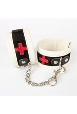 MISS MORGANE - HANDCUFFS - RED CROSS