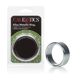 "CALEXOTICS CALEXOTICS - ALLOY METALLIC RING - LARGE 1.75""X.75"""