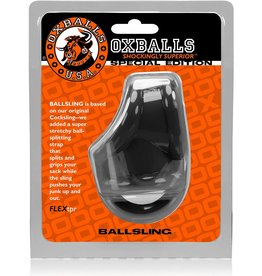 OXBALLS - BALL SLING BALL SPLITTER - BLACK