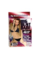 CALEXOTICS CALEXOTICS - BIG BUST  BABE BLOW UP DOLL