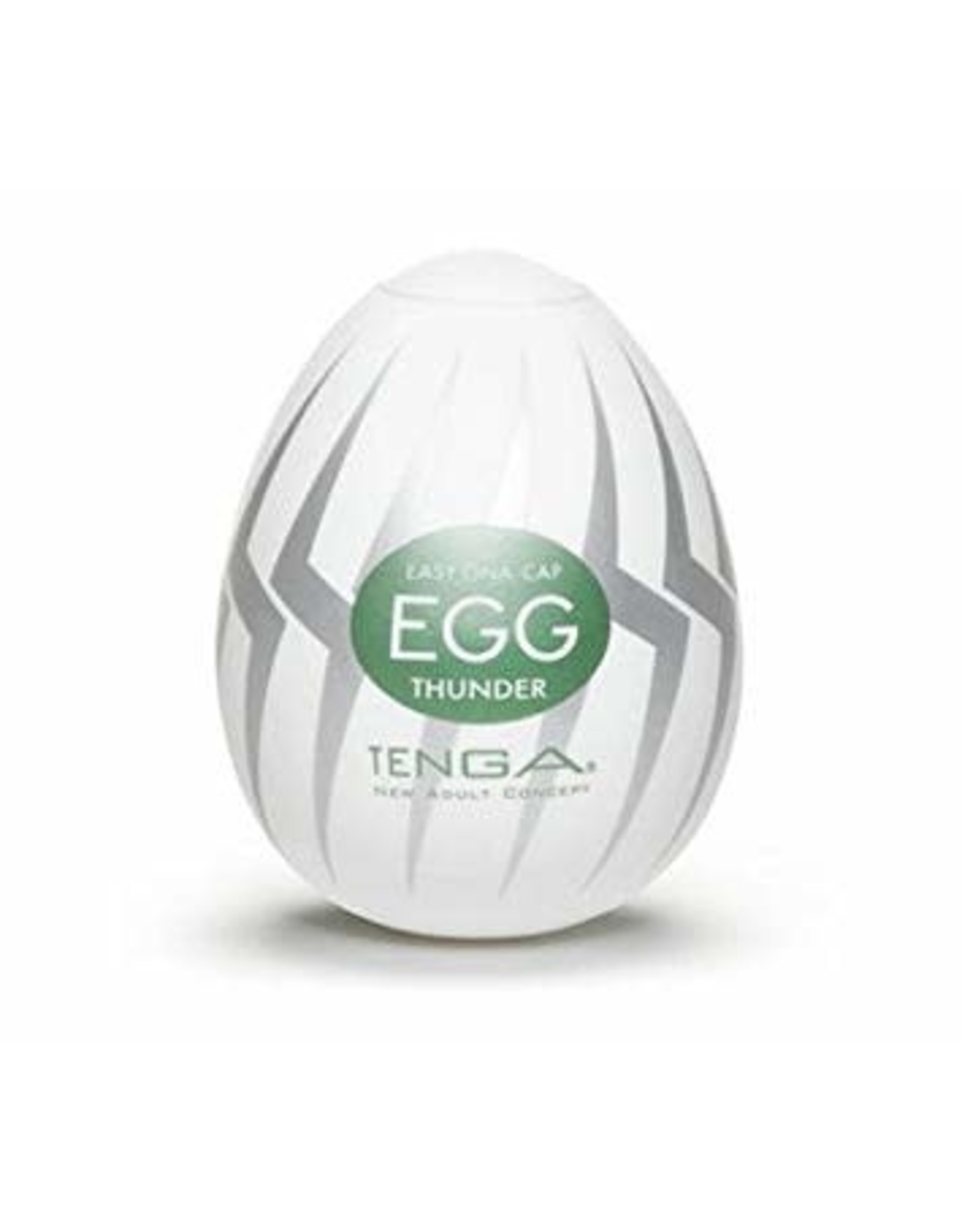 TENGA TENGA - HARD BOILED EGG - THUNDER