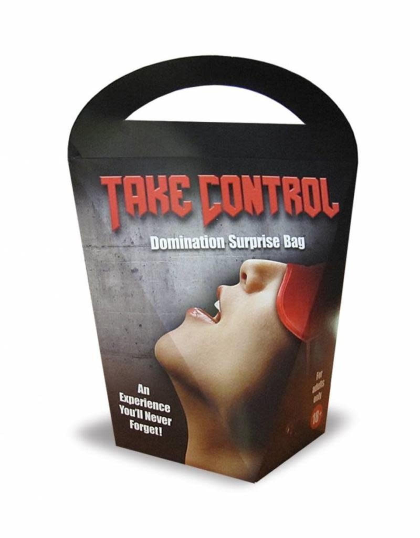 OZZE OZZE - TAKE CONTROL DOMINATION SURPRISE BAG