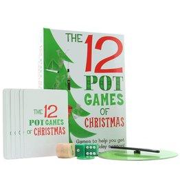 KHEPER GAMES THE 12 POT GAMES OF CHRISTMAS