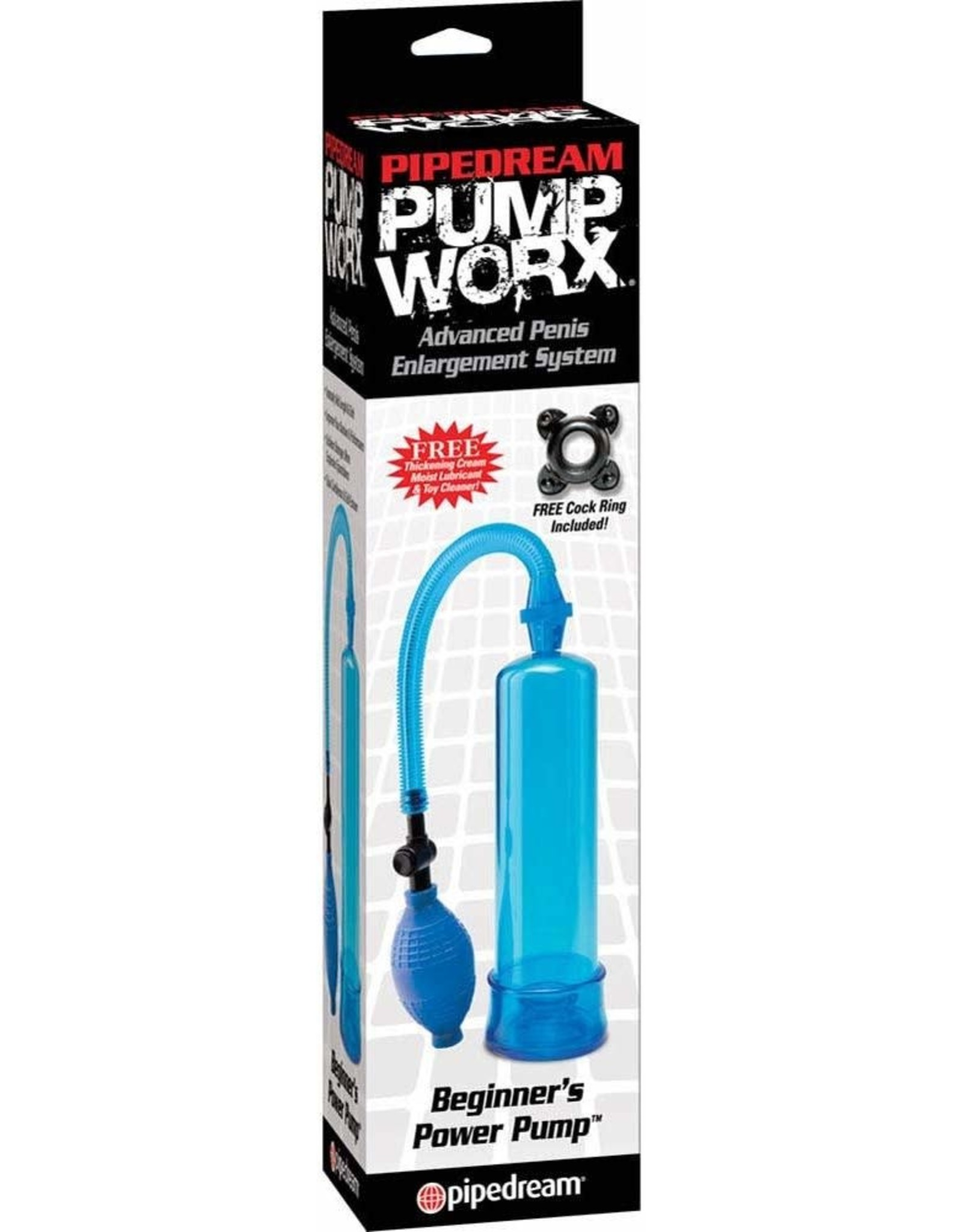 PUMP WORX - BEGINNER'S POWER PUMP - BLUE