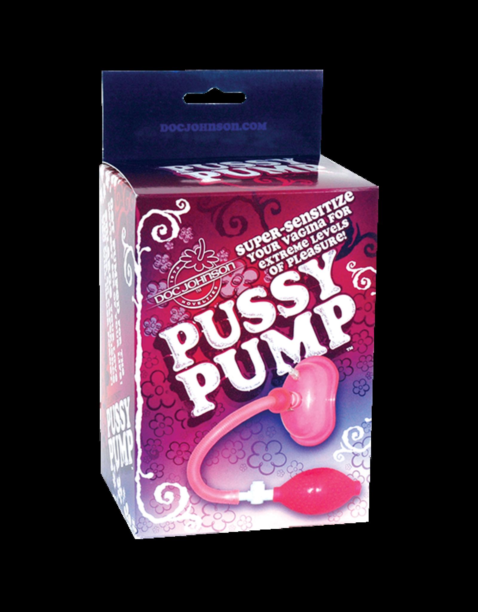 PUSSY PUMP - PINK