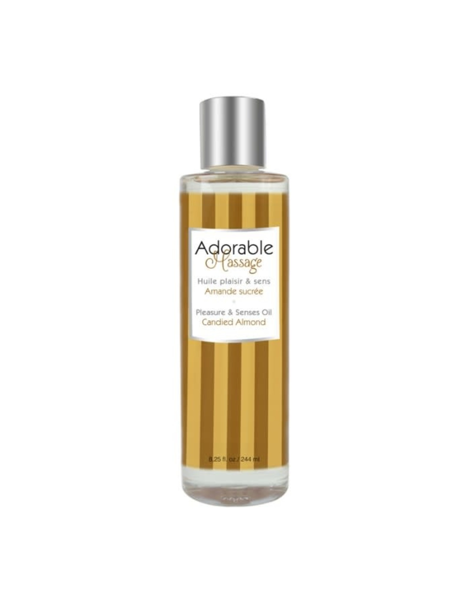 ADORABLE MASSAGE OIL - CANDIED ALMOND