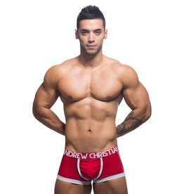 ANDREW CHRISTIAN - COOLFLEX ACTIVE BOXER W/SHOW-IT - SMALL