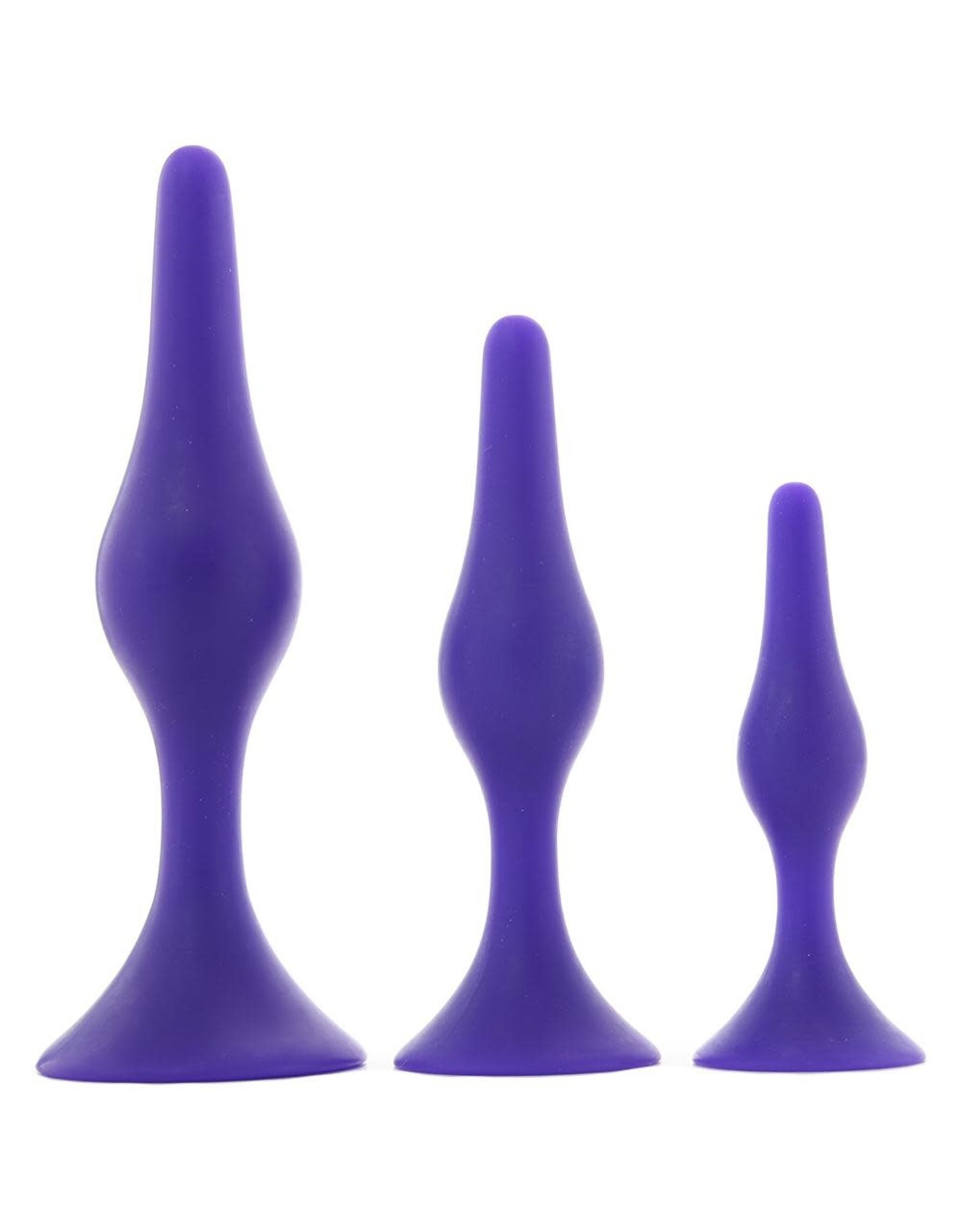 CALEXOTICS CALEXOTICS - BOOTY CALL - BOOTY TRAINER KIT - PURPLE