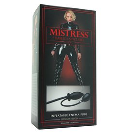 MISTRESS ISABELLA SINCLAIRE - INFLATABLE ENEMA PLUG
