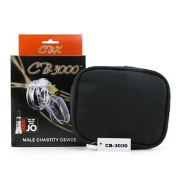 CBX - CB-3000 - 3 INCH MALE CHASTITY DEVICE