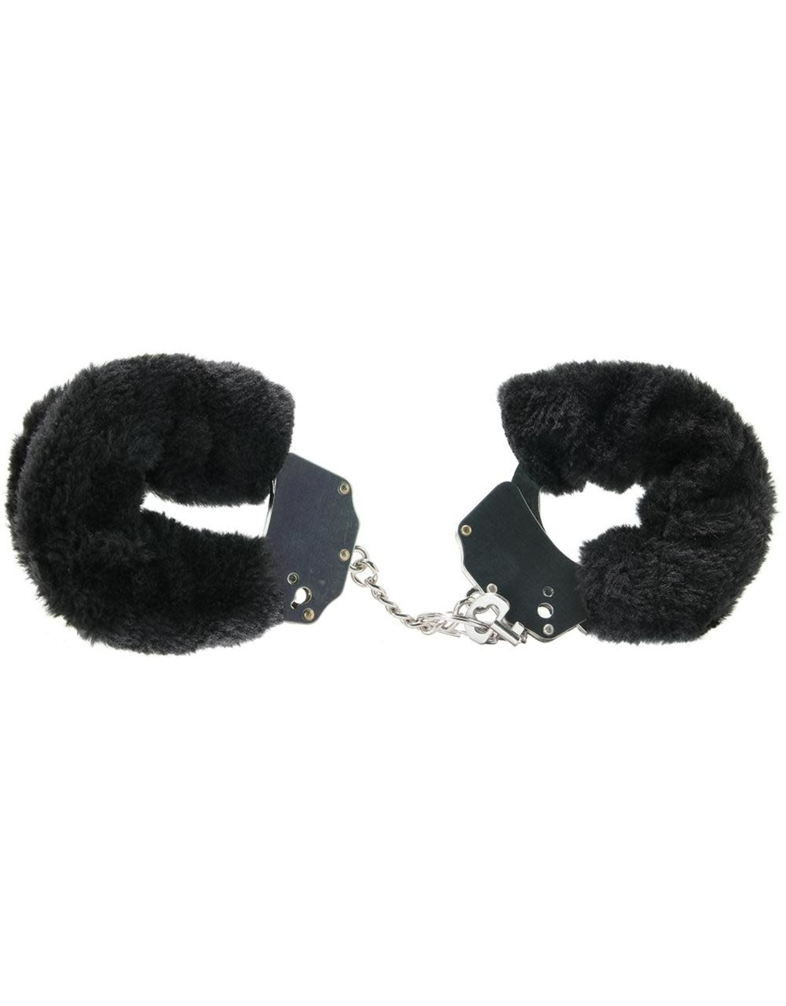 FETISH FANTASY FETISH FANTASY - FURRY CUFF - BLACK