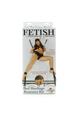 PIPEDREAM - FETISH FANTASY - BED BINDING RESTRAINT KIT