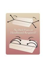 FETISH FANTASY PIPEDREAM - FETISH FANTASY - BED BINDING RESTRAINT KIT