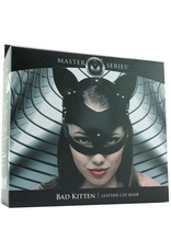 MASTER SERIES - BAD KITTEN - LEATHER CAT MASK