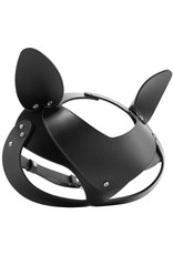 MASTER SERIES MASTER SERIES - BAD KITTEN - LEATHER CAT MASK